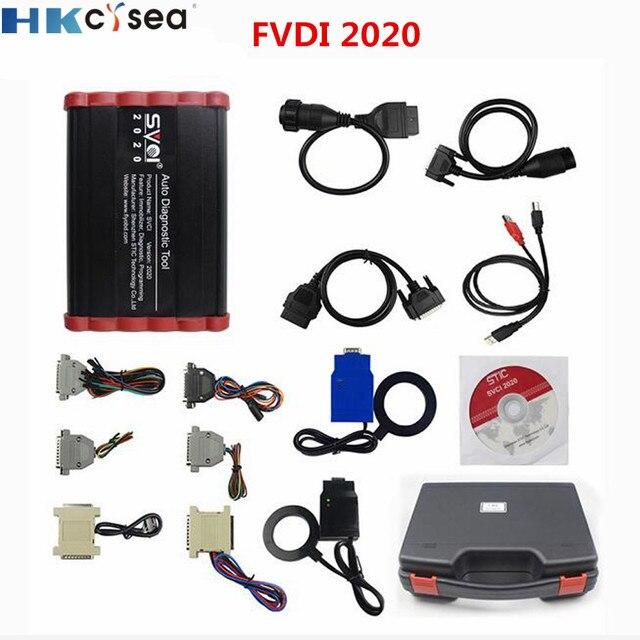 HKCYSEA SVCI FVDI V2019 V2020 Original FVDI ABRITES Commander FVDI Full Version FVDI 2019 FVDI 2020