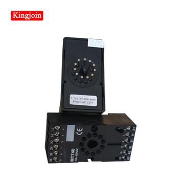 Detektor ruchu indukcyjnego pętli pojazdu kontrola sygnału czujniki naziemne mogą dostosować AC220 AC110V DC12 DC24V czujniki naziemne tanie i dobre opinie KINGJOIN GALO loop detector Fail Safe with Signal None AC110V 220V DC 12V 24V 4 5VA 20 kHz to 170 kHz 10m s Adjustable vehicle accessories