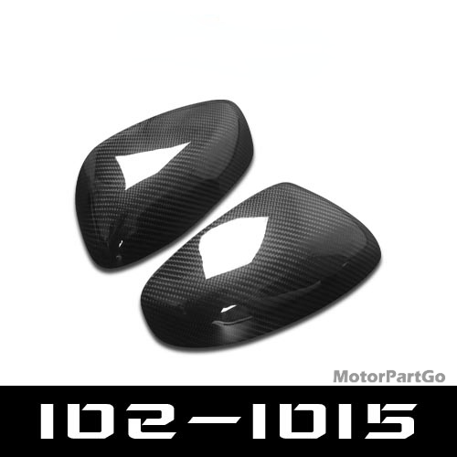 Real Crabon Fiber Mirror Cover 1 pair for Mazda Old RX8 2001-2010  T246M 1