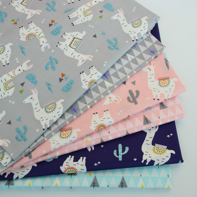 Lot 100/% Cotton Fabric Quilting Sewing Craft Upholstery By The Yard Clothing DIY