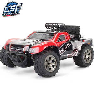 2019 New RC Car 2.4G 4CH Rock Crawlers Driving Car Drive Bigfoot Car Remote Control Car Model OffRoad Vehicle Toy rc cars drift(China)