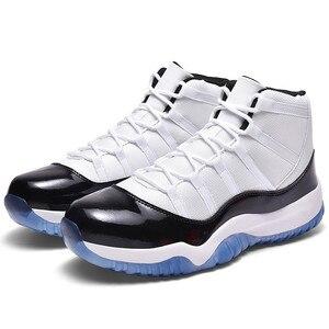 Image 3 - גברים של נעלי ספורט החלקה לנשימה קל משקל נוח סניקרס נעלי 2020 אופנה נעלי כדורסל נוער סניקרס