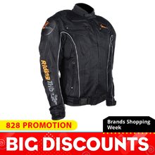 Riding Tribe Mens Motorcycle Jacket chaqueta moto Windproof Clothing Motorbike Protection Breathable Motos Biker Jackets