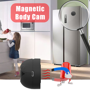 Image 5 - Мини камера 1080P с Wi Fi, HD видео в реальном времени, микро камера с секретным ночным видением, беспроводной IP пульт, маленькая Магнитная видеокамера, видеокамера, видеокамера Espia