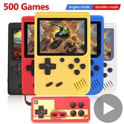 Portable Retro TV Video Game Console Handheld Gaming Mini Arcade Machine Videogame Vidio Smart Gamepad Retrogaming Player Pocket
