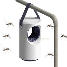 לxiaomi חכם בית יתושים דוחה אוטומטי Photocatalyst יתושים רוצח אילם נמוך כחול יתושים מנורת יתושים
