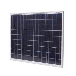 Image 3 - Dokio 50W Polycrystalline Silicon Solar Panel China 18V 530x660x25MM Size Panel Solar Paneles solares China #DSP 50P