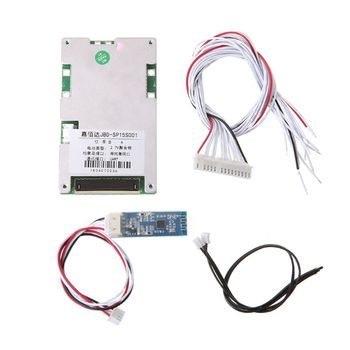 13S Lithium Battery Protective Board BMS 30A Polymer with Bluetooth Smart Intelligent UART Interface