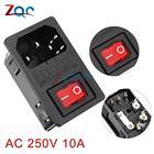 AC 10A 250V Rocker S...