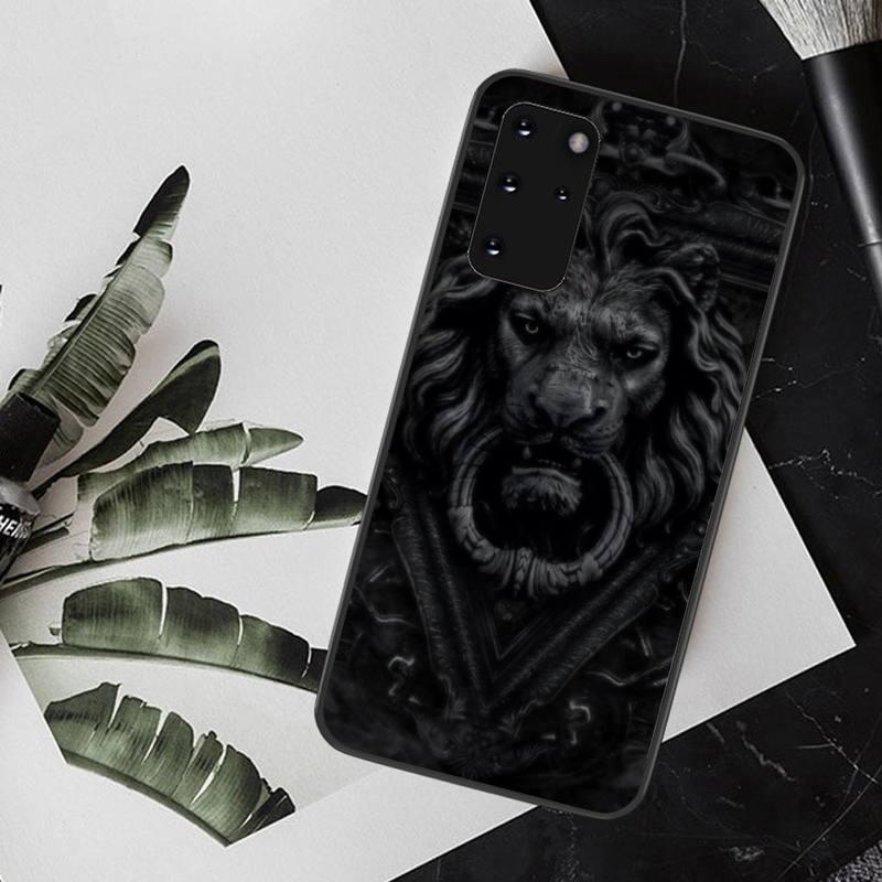 Cutewanan Dark Gothic Wallpaper Coque Shell Ponsel Case Untuk Samsung S20 Plus Ultra S6 S7 Edge S8 S9 Plus S10 5g Aliexpress