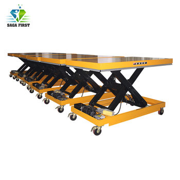 High Quality ISO Approved Scissor Lift