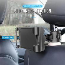 Universal de aleación de coche asiento tableta del teléfono inteligente soporte asiento titular del teléfono soporte de coche para el iPad coche accesorios