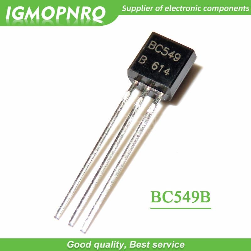 100pcs BC516 BC517 BC549B BC548C TO-92 BC546B BC547B BC547C BC548B TO92 Transistor