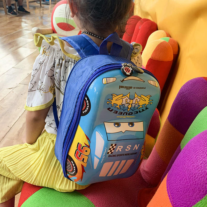 2019 New Style Hot Sales New Style Hard Case CHILDREN'S School Bags Japanese Style Paint Children Backpack Gift