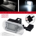 СВЕТОДИОДНЫЙ Автомобильный подсветки перчаточного ящика светильник отсек для хранения светильник для VW Golf Mk4 камера Bora Touran Touareg Caddy Skoda Fabia ...