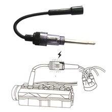 Тестер свечей зажигания Система зажигания Катушка двигателя в линии Авто диагностические инструменты автомобиля диагностический инструмент авто аксессуары