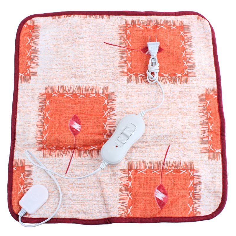 40*40cm 20W Dog Cat Electric Heat Pad Temperature Adjustable Pet Bed Blanket Puppy Kitten Bunny Heater Mat J99Store