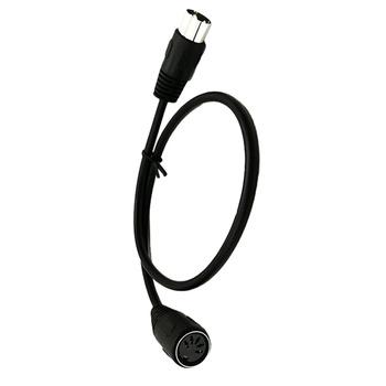 1pc niezawodny kabel akcesorium MIDI Audio MIDI kabel akcesorium Audio MIDI tanie i dobre opinie Foxnovo Mężczyzna Mężczyzna NONE CN (pochodzenie) Other Audio MIDI Extension Cable 5-pin MIDI Cable Accessory Audio Cable Accessory