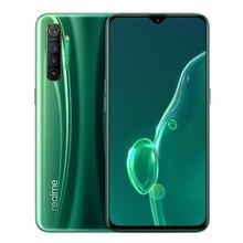 Мобильный телефон Realme X2, 6,4 дюйма, 6 ГБ ОЗУ 64/128 Гб ПЗУ, Восьмиядерный процессор Snapdragon 730G, Andorid 9,0, две SIM карты, сканер отпечатка пальца