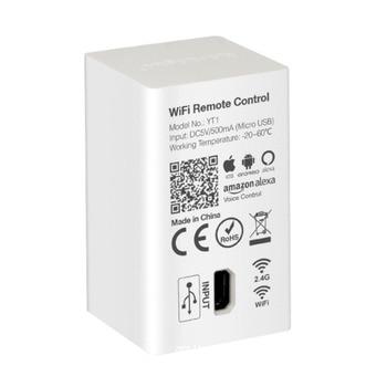 Miboxer YT1 Remote WIFI LED Controller Amazon Alexa Voice Control WiFi Wireless & Smartphone APP work with Milight 2.4G Series тадеуш кубяк есенин с а дмитрий воскресенский песенки на ночь коллекция колыбельных и лирических песен для детей