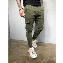 Men's Pants Slim Pants Cotton Pants Men's Hip Hop Women's Men's Fashion Street Pants Casual Retro Pants Long Pants Hombre 2021