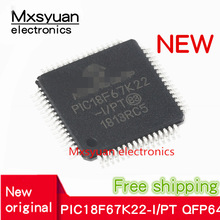 5pcs~20pcs/LOT PIC18F67K22 PIC18F67K22-I/PT TQFP64 New original In stock