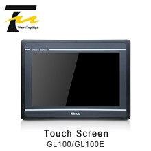 Kinco tela sensível ao toque gl100 gl100e atualizado versão interface homem-máquina 10.1 Polegada entrada de substituição de porta serial mt4532t/e