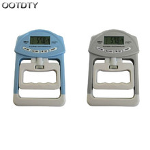1 PC 90kg Digital Hand Dynamometer High Accuracy Grip Strength Measurement Meter for Physical Fitness Test cheap OOTDTY NONE CN(Origin) RXJB1AA801767-BL 196x131x36MM 7 7x5 1x1 4in Grey Blue(Optional) plus or minus 0 5kg force 90kgf