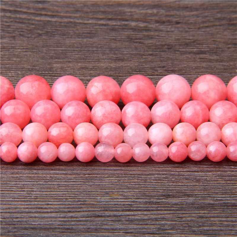 """15,5 """"цветные круглые бусины Angelite Jades 8 мм полированный драгоценный камень Looese бусины для изготовления ювелирных изделий своими руками женские браслеты ожерелье"""