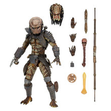 Фигурка хищника NECA Predator 7 дюймов, фигурка хищника из серии Ultimate City Hunter 2017, Коллекционная, новая в коробке