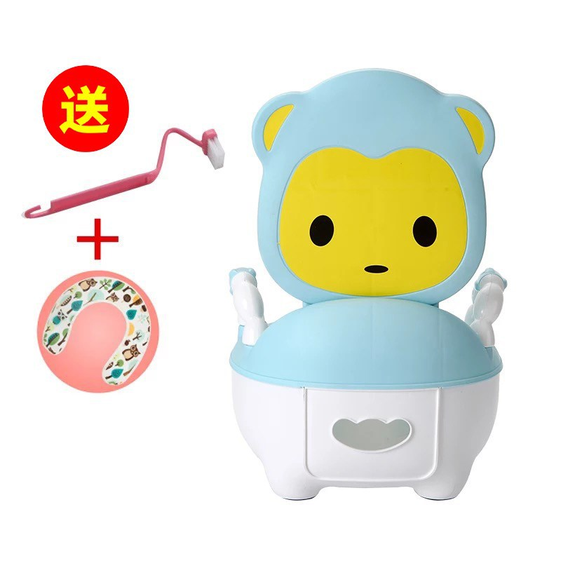 Infant Child Chamber Pot Pedestal Pan CHILDREN'S Do Wall-hung Urinal Stool Toilet Convenient Urinal Baby Infants Toilet