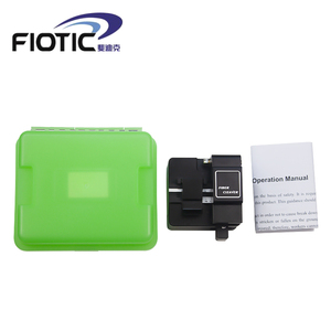 Image 5 - Ftth tool High precision fiber cleaver Cold Contact Dedicated Metal Fiber optic cutter optical fiber cutting knife
