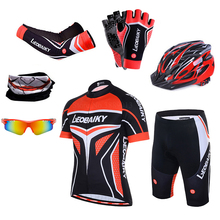 Professional team cycling clothing for men
