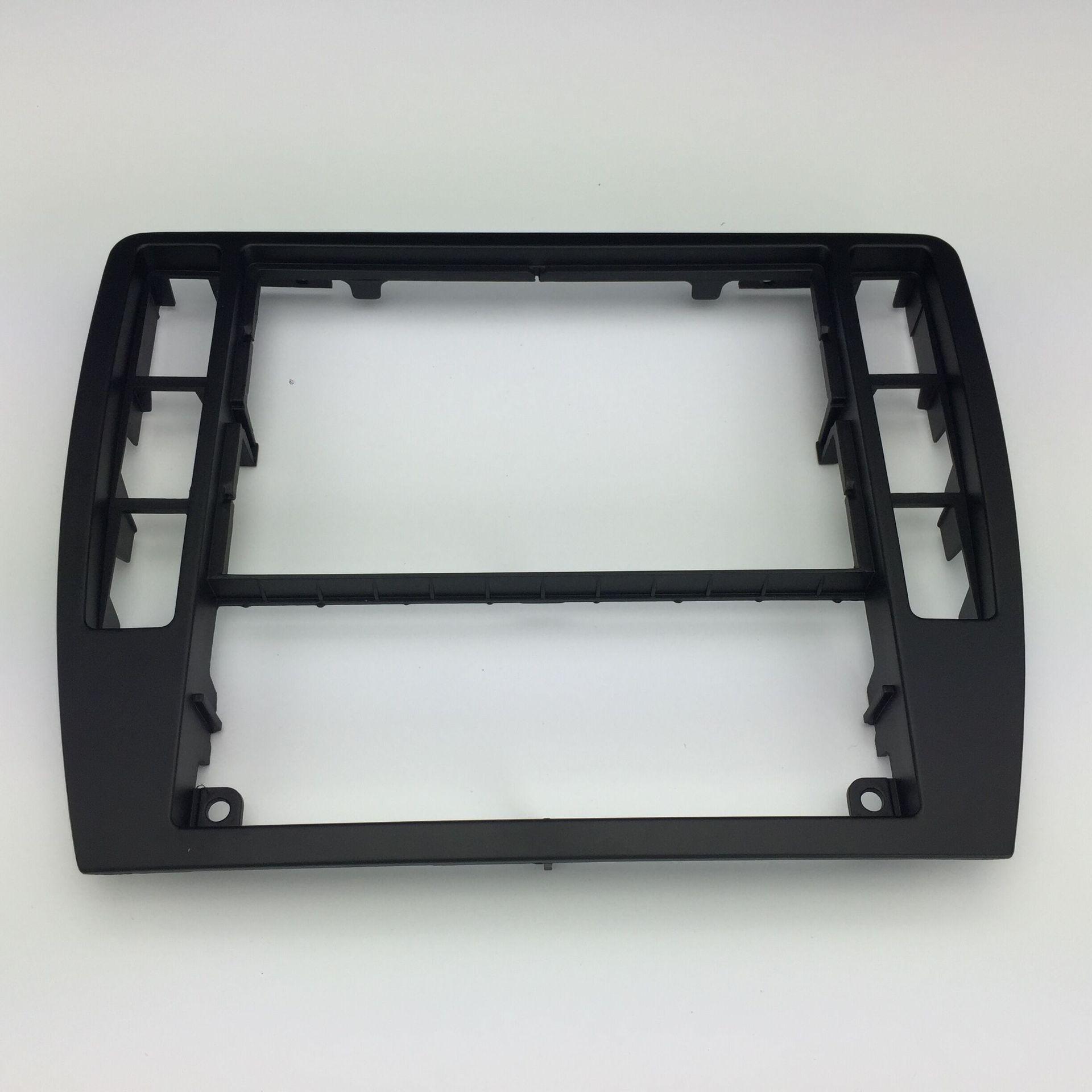 Auto Dash Center Console Trim Bezel Panel Decoratieve Frame Radio Gezicht Frame Voor Vw Passat B5 01-05 3B0 858 069 Auto Accessoires