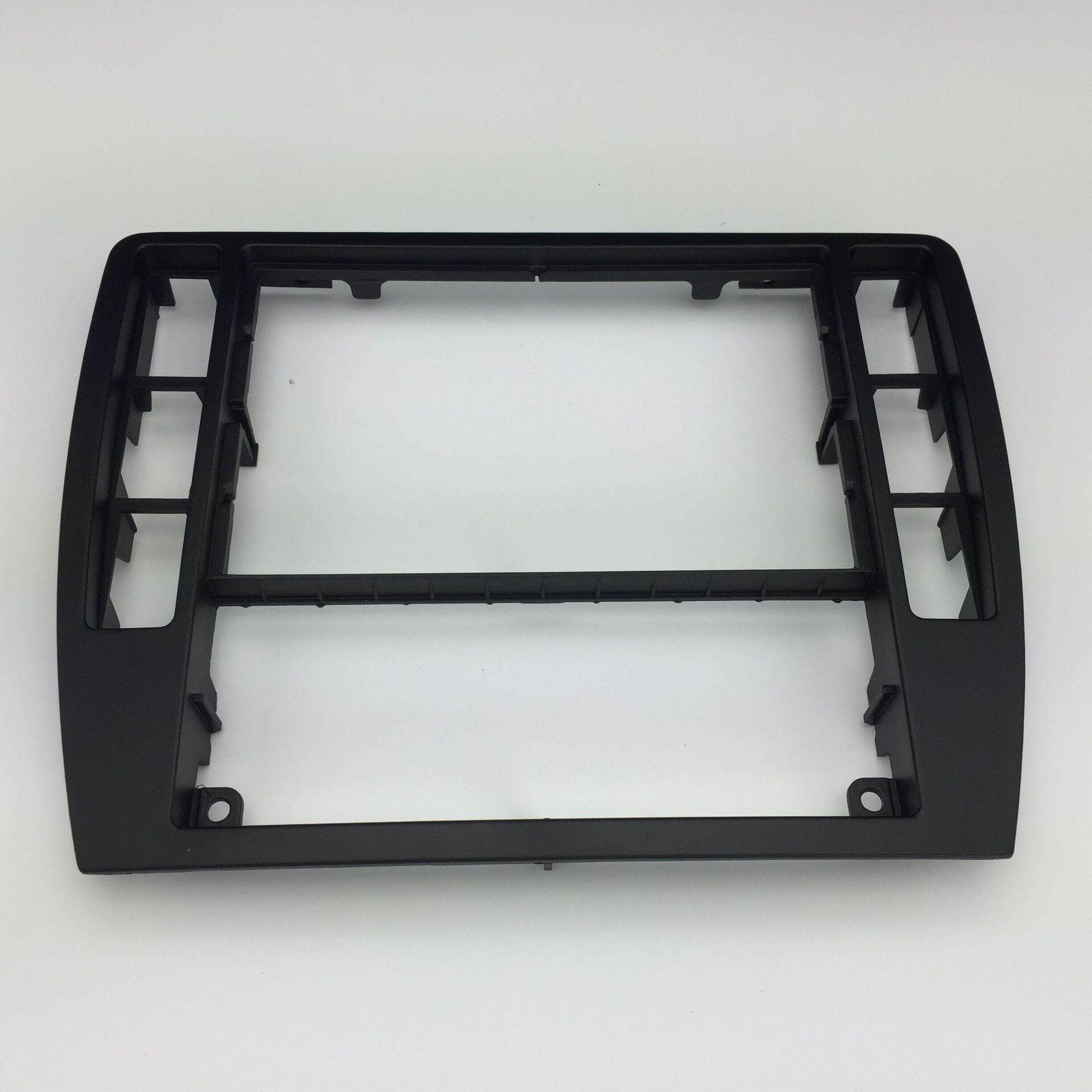 Car Dash Center Console Trim Bezel Panel Decorative Frame Radio Face Frame for VW PASSAT B5 01-05 3B0 858 069 Auto Accessories