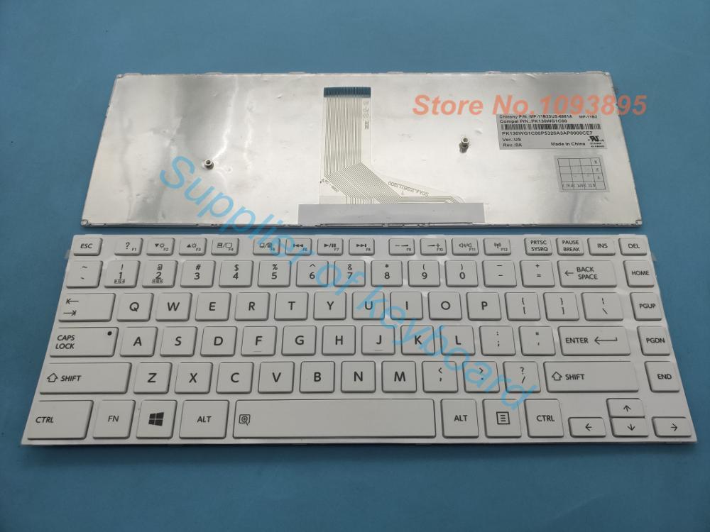 Keyboard for Toshiba Satellite L40-A L40-A-021 L40-A-022 US MP-11B23US-6981A