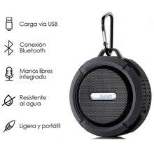 tws soundcore 2 portable bluetooth wireless speaker better bass 10 hour playtime ipx5 water resistance outdoor speaker Bluetooth Portable Speaker C6 with Enhanced 3D Stereo Bass Sound, IP56 Dustproof & Waterproof 5-Hour Playtime Shower Speaker