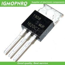 10PCS MUR1620CT MUR1620 TO220 Fast Schottky Diode New Original