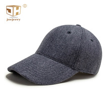 jioejerry Branded Wool Baseball Cap Mens Winter Designer Women Dad Hat