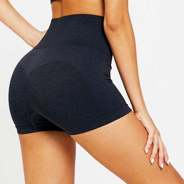 Womens Workout Shorts 1