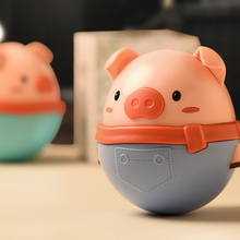 Toy Shower Tumbler for Kids Gift Doll Ring-Bell Appease-Toys Give Enlightenment Best
