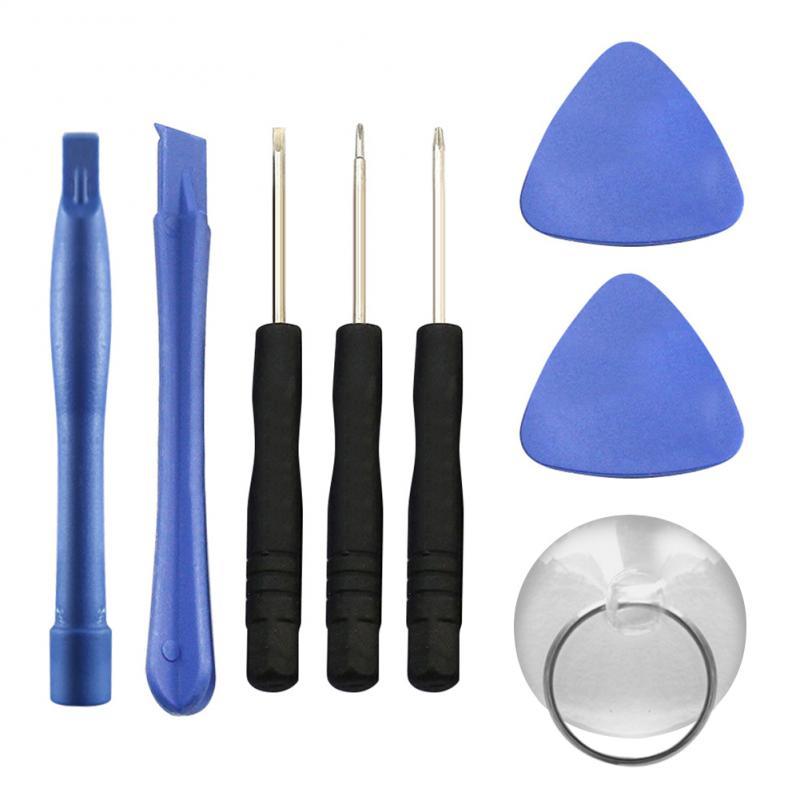 8Pcs/set  Mobile Phone Repair Tools Screwdrivers Set Kit For IPhone Cell Phone Repair Tool Kit Dropshipping
