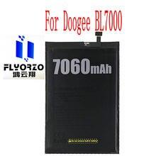 高品質 7060 mah BL7000 バッテリー doogee BL7000 携帯電話