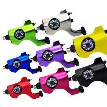 цена на 2020 Rotary Tattoo Machine  Style Tattoo Gun For Shader Liner RCA Rotary Tattoo Machine 6 Colors For Tattoo Guns Supply