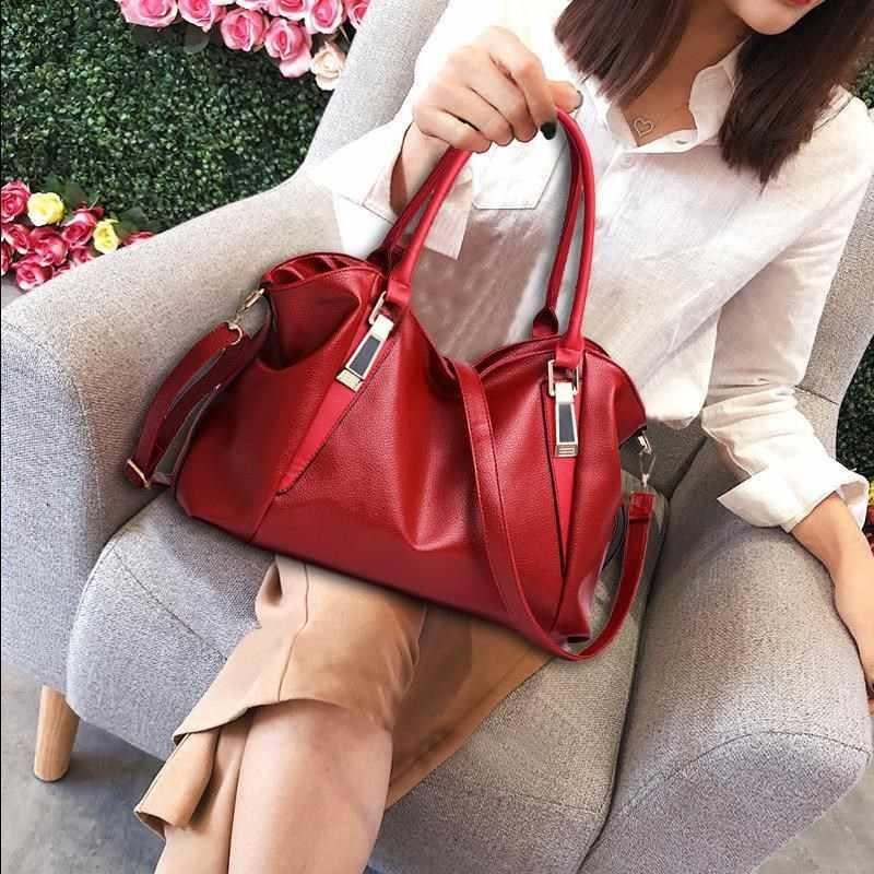 Сумки из натуральной кожи женские сумки для женщин 2020 женские сумки на плечо с цепочкой повседневные женские сумки-мессенджеры N253