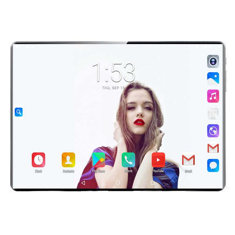 הגלובלי ROM Lonwalk אנדרואיד 9.0 WIFI לשחק Tablet 2 10 אינץ 6GB 128GB MTK8752 אוקטה Core IPS זכוכית מסך מחשב