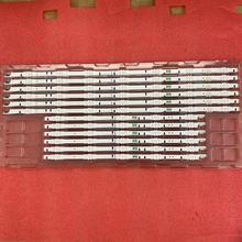 جديد كيت 12 قطعة LED قطاع ل سامسونج  for UE55H6300 UE55H5500 UE55H6200 UE55H6400 UE55H6800 UE55J5000  BN96 30432A 30431A 30430A 30429A