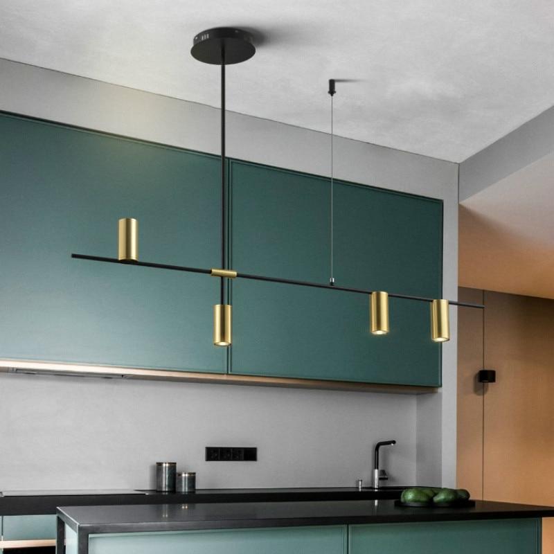Led Hanging Lamps For Loft Living Room Modern Hanging Lamp For Dinning Room Vintage Pendant Light Creative Home Kitchen Lighting
