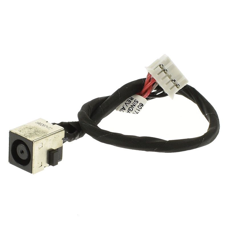 DC Jack Power Cable for Hp 8760w 8760p <font><b>8770w</b></font> Elitebook Wire Socket Connector image