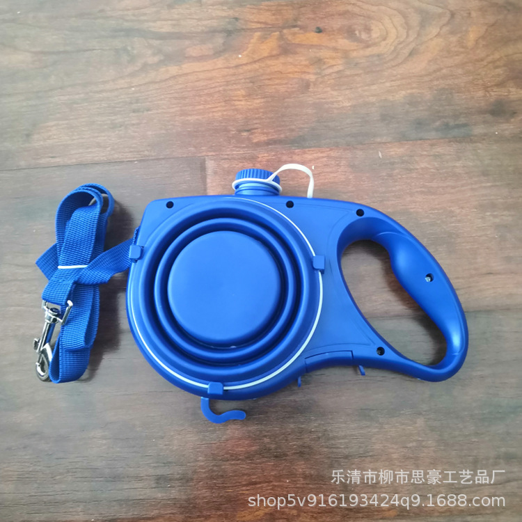 Comes With Pitcher Dog Hand Holding Rope Large And Medium Small Dogs Multi-functional Dog Rope Comes With Pitcher